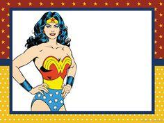 Mulher Maravilha: Kit festa grátis para imprimir – Inspire sua Festa ® http://inspiresuafesta.com/mulher-maravilha-kit-festa-gratis-para-imprimir/