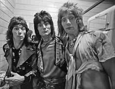 Johnny Rotten, Joey Ramone, Bon Scott, Creedence Clearwater Revival, Grace Slick, Rod Stewart, Joan Jett, John Deacon, Eddie Vedder