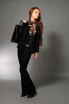 Ladies' Suit pinkywolman, ANYS CHARALIST