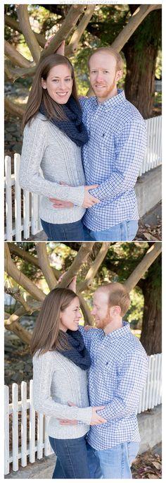 Erin & Brandon's Washington NC engagement session, Will Greene Photography