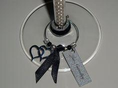 Wine Charm - Personalized Found on Weddingbee.com