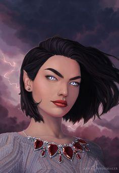 Amren by Anna Shoemaker