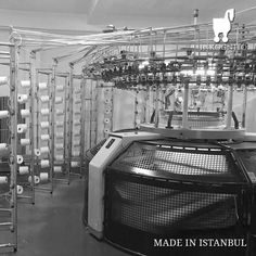 From yarn to fabric...from Istanbul to Amsterdam..