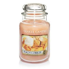 Yankee Candle Peach Cobbler Large Jar Candle Yankee Candle http://www.amazon.com/dp/B00PL5DME0/ref=cm_sw_r_pi_dp_Vyt0wb0V18THY