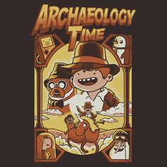 Yes, yes, and YES.. smagnaferous ....Archaeology Time