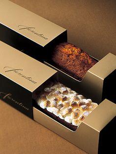 Packaging ideas Beste Kekse Verpackung Box Desserts Ideen However, the square foo Cake Boxes Packaging, Brownie Packaging, Bread Packaging, Dessert Packaging, Bakery Packaging, Food Packaging Design, Chocolate Packaging, Packaging Design Inspiration, Cake Branding