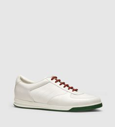 1984 low top sneaker in leather