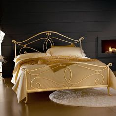 Iron Furniture, Table Furniture, Bedroom Furniture, Bunk Bed Mattress, Wrought Iron Beds, Steel Table Legs, Bed Slats, Luxurious Bedrooms, Bed Frame