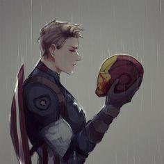 #Stony #CaptainAmerica #SteveRogers