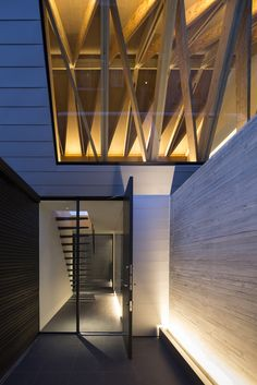wrap house ~ apollo architects & associates