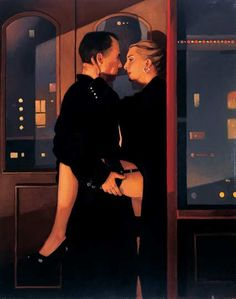 Soho Nights - Vettriano