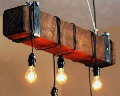 rustic chandelier.farmhouse chandelier.shabby by MakariosDecor