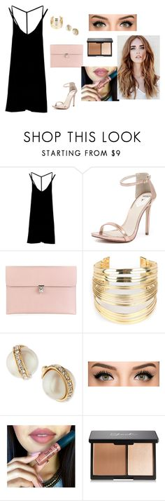"""""""Untitled #28"""" by lysndrsp on Polyvore featuring RVCA, Windsor Smith, Alexander McQueen, WithChic, Kate Spade, women's clothing, women, female, woman and misses"""