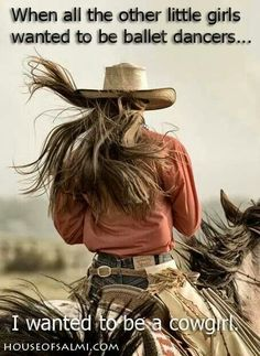 ♥ Cowgirls Rule ♥