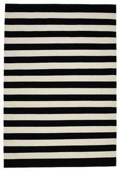 Striped rug LET LIV