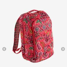 Backpack for next year?? Vera Bradley<3