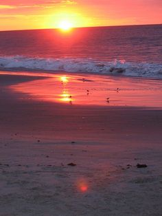 Scarborough Beach Early Morning Rhode Island | Flickr - Photo Sharing!