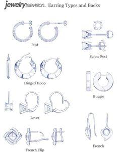 bracelet clasp types - Google Search                                                                                                                                                      More www.biont