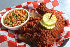 The 8 best spots to get hot chicken in Nashville. I think Scoreboard should be on this list too