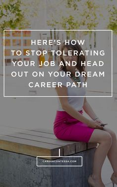 You deserve to be passionate about your job every morning. Follow these 4 steps to find #fulfillment in the office. #CareerAdvice #CareerTips #DreamJob #JobSearch #Inspo #Entrepreneur #Solopreneur