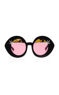 cb836d9fc82 Eyes For You Oversized Round Sunglasses