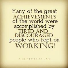 Avoiding discouragement when teaching can be a thankless job