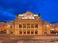 The 10 Best Cities in Europe Vienna, Austria Choice Awards, Places To Travel, Places To Go, Best Cities In Europe, Vienna State Opera, Austria Travel, Beautiful Buildings, Beautiful Places, Viajes
