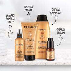 Farmasi Cosmetics, Brown Hair Balayage, Amino Acids, Lip Colors, Dyed Hair, Serum, Hair Care, Shampoo, Therapy