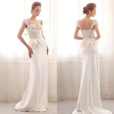 Gemy Maalouf Wedding Dresses 2014 Collection