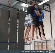 Quadruple backflip