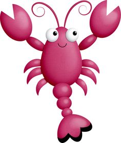 """Photo from album """"Mermaidia ~~"""" on Yandex. Beach Clipart, Crafts For Kids, Diy Crafts, Water Animals, Fish Art, Fabric Painting, Stone Painting, Sea Creatures, Rock Art"""