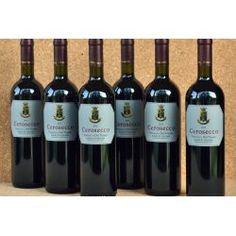 """€ 15,00 a bottle """"Azienda Agricola Petricci e Del Pianta"""" CEROSECCO 2010- Rosso di Toscana IGT in 6-bottle box.Available also in 3-bottle box."""