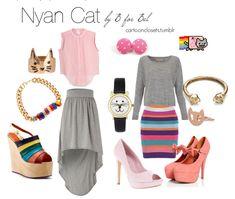 Roupa Inspirada n Nyan Cat