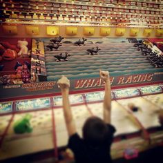 The Seaside Funland Arcade is the place to go for kids!