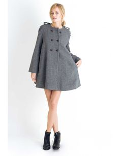 I need this coat in my life!