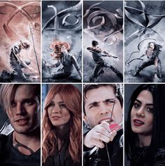 Isabelle Lightwood, Alec Lightwood, Shadowhunters Series, Shadowhunters The Mortal Instruments, Mortal Instruments Runes, Cassandra Clare, Clary Et Jace, Clary Fray, True Blood