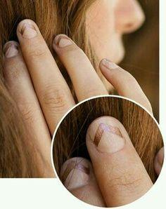 Simple boho nails!