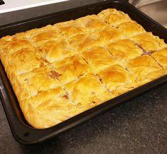 Hot Dog Buns, Hot Dogs, Spanakopita, Pasta, Bread, Ethnic Recipes, Pastries, Food, Brot