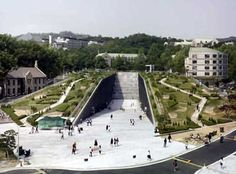 architecture-in-japan-Ewha-Womans-University_009