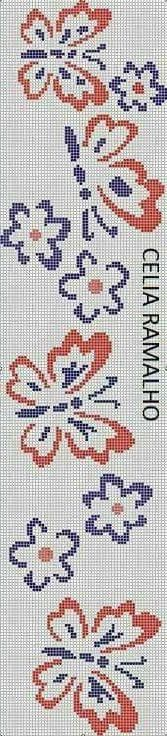 Hardanger Embroidery, Beaded Embroidery, Cross Stitch Embroidery, Embroidery Patterns, Hand Embroidery, Cross Stitch Designs, Cross Stitch Patterns, Bobble Crochet, Butterfly Cross Stitch