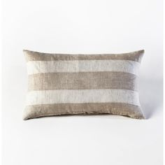 HOMEMINT Belgian Striped Pillow $40.24 (Varies with options)