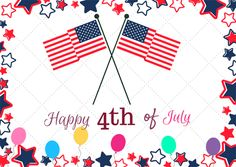 free happy 4th of july cards