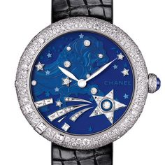 Chanel  Mademoiselle Privé Constellation du Lion Watch