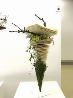 South African Flower Union FB post: Japan Flower Design Award 2016
