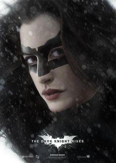 Anne Hathaway -- The Dark Knight Rises