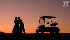 Crystal Springs Golf Course Sunset Wedding    Discerning clientele choose Brandon Vaccaro Photography for their upscale weddings, portraits and events.     www.Facebook.com/bvphotos www.BrandonVaccaroPhoto.com