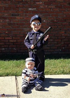 Matching Sibling Costumes For Kids Halloween | POPSUGAR Mom from mm- starbucks n sushi