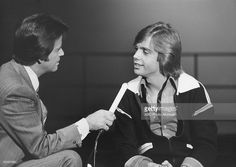 AMERICAN BANDSTAND - 4/20/77 Dick Clark, Shaun Cassidy American Bandstand, Brian Wilson, Rock Songs, First Crush, David Cassidy, Back In The Day, Pop Music, Rock N Roll, The Man