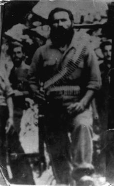Ηλίας Καραλής αντάρτης ΕΔΕΣ  «Τα Μεγάλα Καλύβια Τρικάλων στην Κατοχή και την Αντίσταση (1941 – 44)» | www.fatsimare.gr