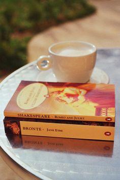 #reading #books #tea